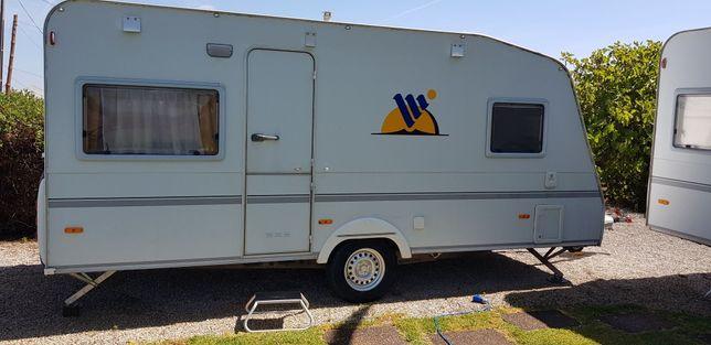 Caravana Vimara/Knaus 450