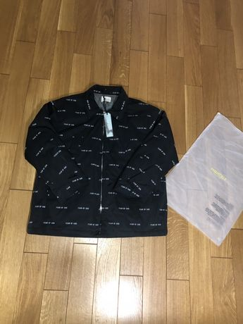 Куртка fear of god the north face 700 nupste