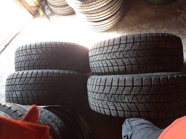 шини зима 265 50 R20 Bridgestone Blizzak DM-V1 бу 9mm
