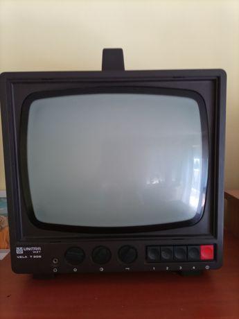 Telewizor UNITRA PRL.