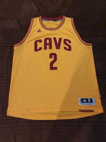 Kyrie Irving  Cleveland Cavalier Adidas Swingman Jersey 2xl /xxl