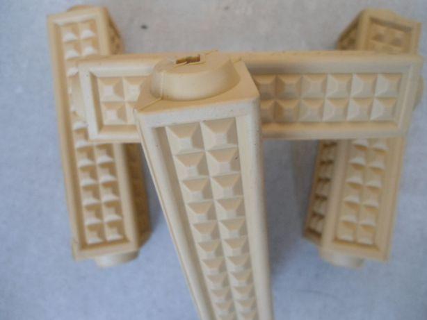 patins de pedais borracha union ou lyotard solex-motobecane-peugeot