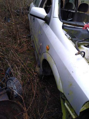 Opel astra ll dzwi skrzynia błotnik zderzak