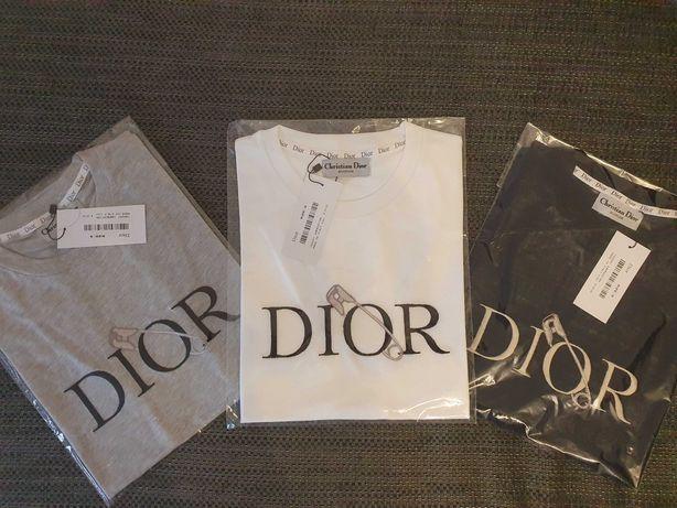 Tshirts Dior entrega imediata