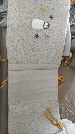 Protetor cama grades