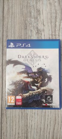 Gra Darksiders Genesis PL PS4 konsola Sony PlayStation 5 PS5 ideał
