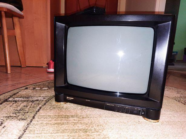 """Telewizor Sharp 14"""" kineskopowy"""