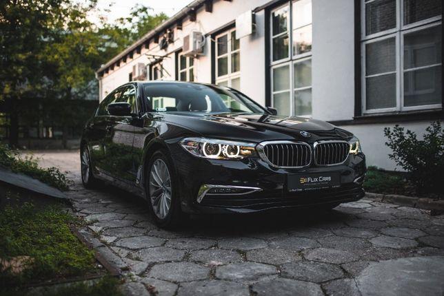 Wynajem Samochodu BMW 520d xDrive