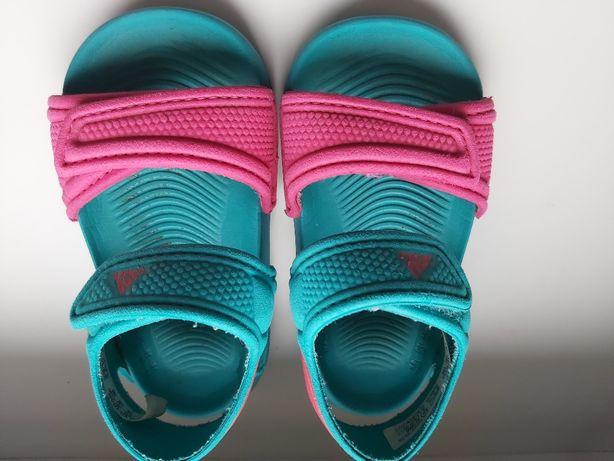 Sandałki adidas rozm 19