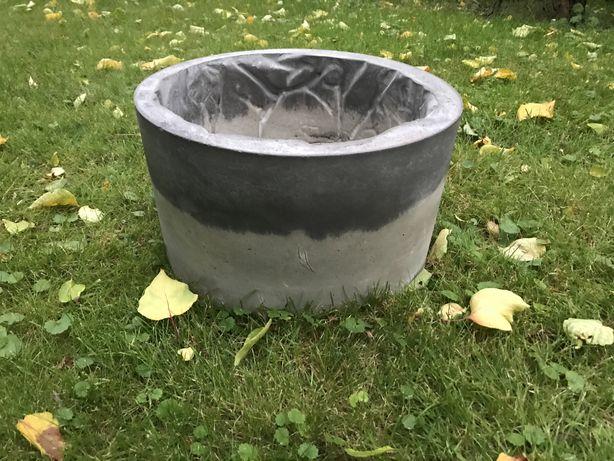 Donica betonowa handmade