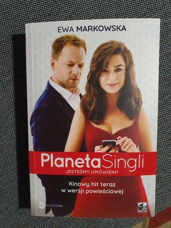 Planeta singli - książka