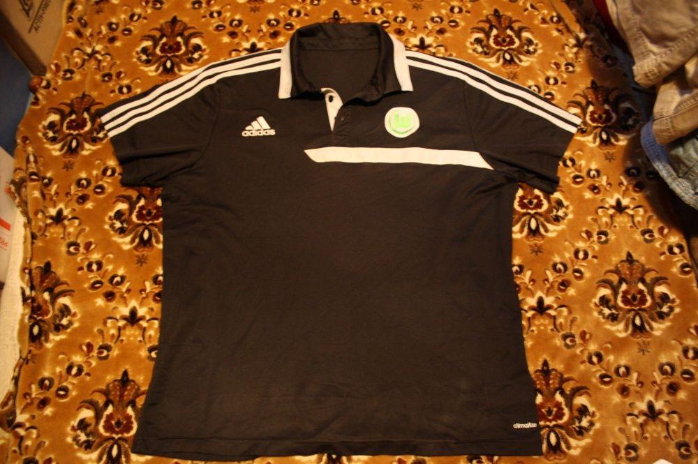 Koszulka Polo Adidas Wolfsburg Sokółka - image 1