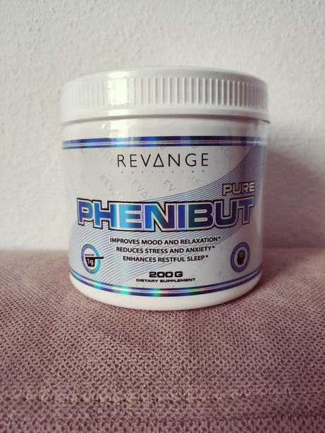 Odżywka Revange PHENIBUT 200g PURE- Oryginał!