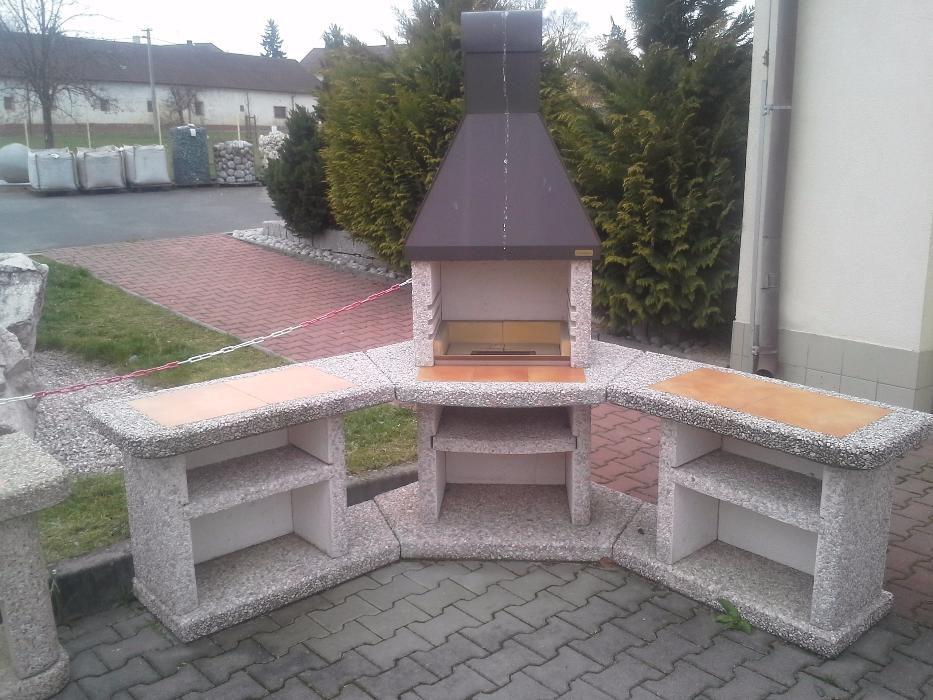 Grill Norman Atlantik Corner dach nierdzewka + gratisy ekstra Wałbrzych - image 1