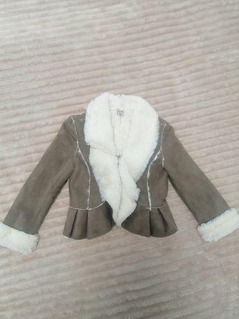 Зимова куртка, дубльонка