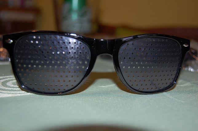 Okulary ajurwedyjskie - LECZĄCE WZROK - korekcyjne, styl Optica Brille