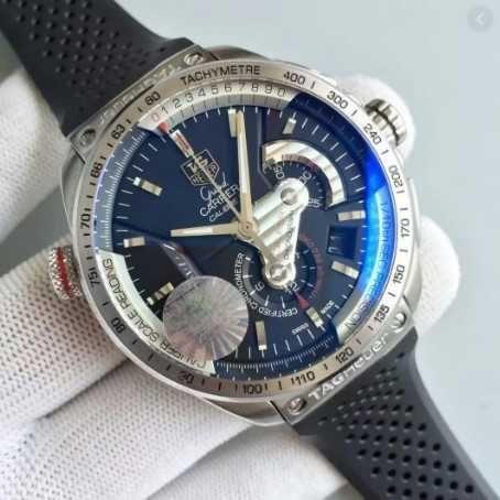 Механика CARRERA, calibre 36 Часы TAG Heuer, сапфировое стекло