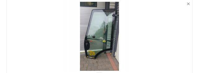 Ramka Drzwi JCB 3cx, 4cx szyba drzwi
