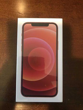 APPLE iPhone 12 64GB, Vermelho (Selados, Entregas em 48 Horas)