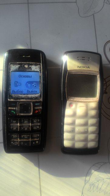 Нокиа 1600 и 1100