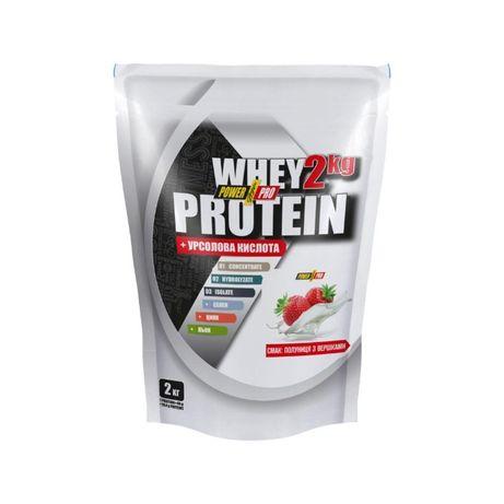 Протеин Power Pro Whey Protein, 2 кг Аминокислоты купить Украина
