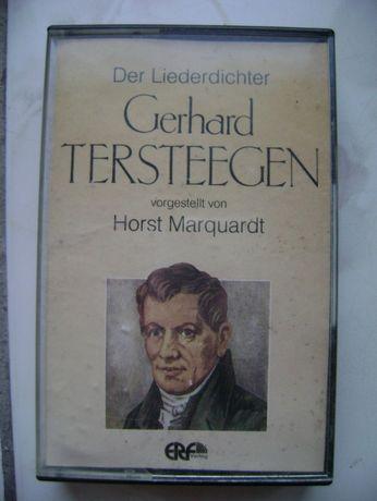 Piosenki na kasecie poety duchowego Gerhard Tersteegen