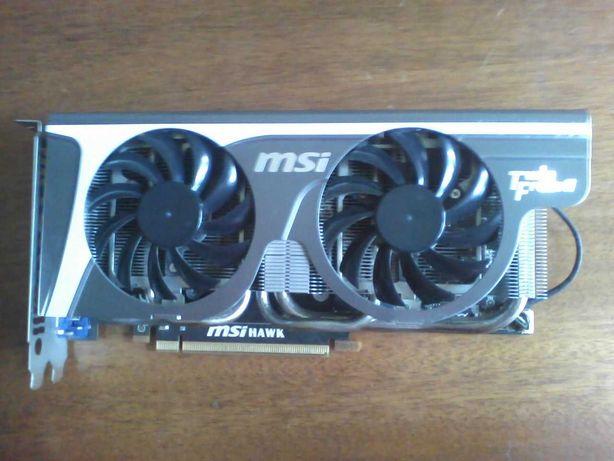 Видеокарта MSI GeForce GTX460 1GB, 256bit, DDR5 (N460GTX HAWK)