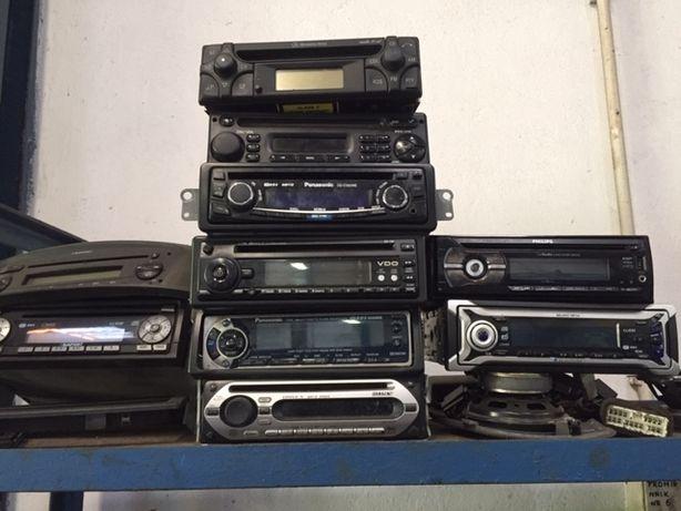Radio Samochodowe CD MP3 Odtwarzacz RDS