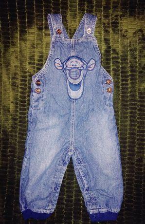 Комбинезон из плотного джинса, каждый 150 грн, оба за 250 грн