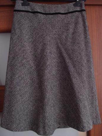 Monnari, spódnica tweed 36
