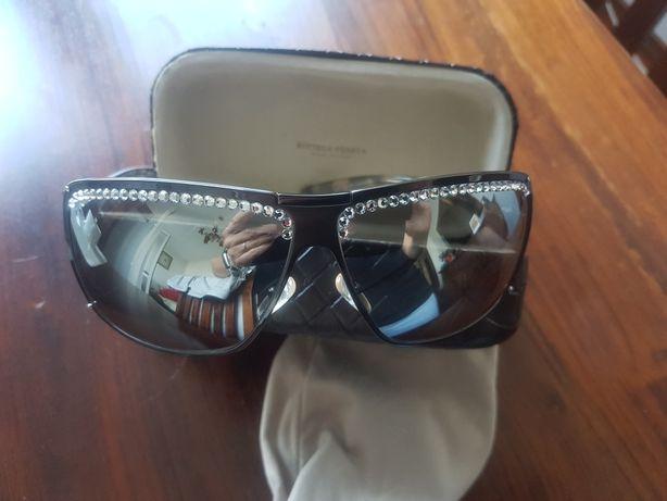Bottega Veneta okulary przeciwsłoneczne