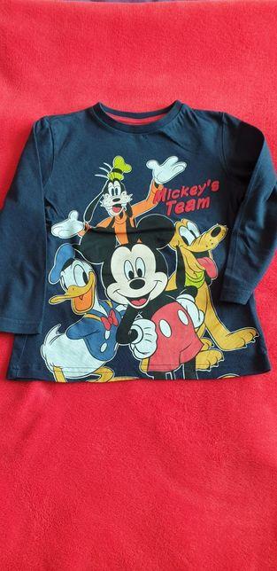 Bluzeczka w rozmiarze 110
