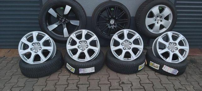 """Felgi Aluminiowe 5x112 17"""" Audi skoda vw seat"""