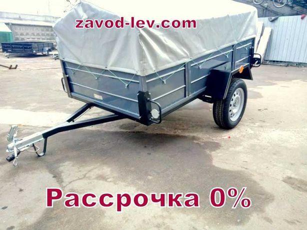Надежный прицеп для легкового авто лев-22 ( от производителя)