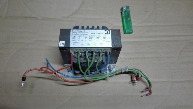 transformator 230/170/135/110/65volt