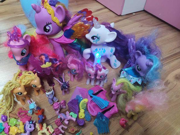 Kucyki Pony cały zestaw