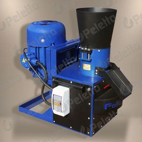 Granulator / Peleciarka / Maszyna do produkcji karmy dla ryb   7.5 kW