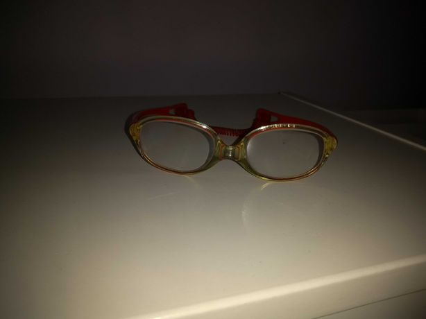 Oprawki okulary malutkie na dziecko ok 1,2 lata super się trzymają