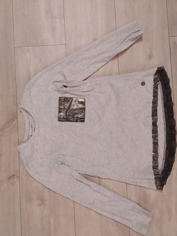 Bluzka dziewczęca firmy Coccodrillo, rozmiar 140