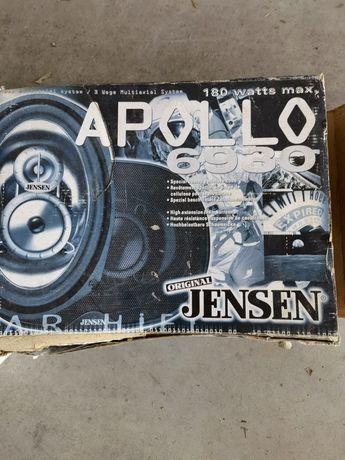 Colunas auto Jensen Apollo