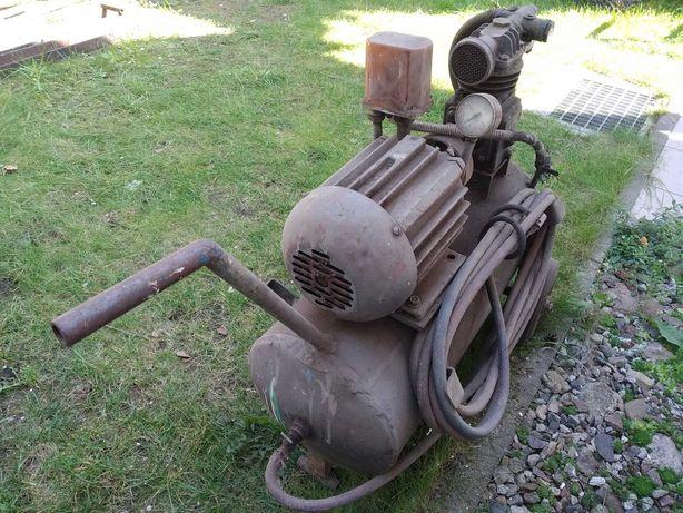 Sprężarka -Kompresor (Samoróbka)