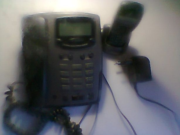 телефон с радио трубкой
