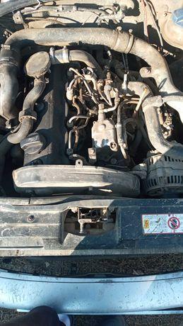 Двигатель на Ауди а4 1998г 1,9 турбодизель