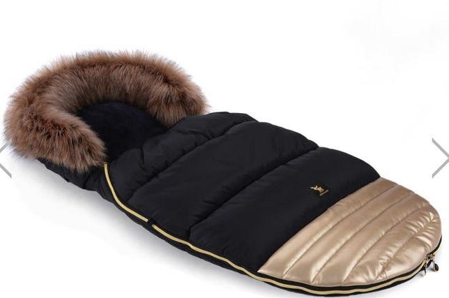 Śpiworek śpiwór zestaw zimowy od Cottonmoose