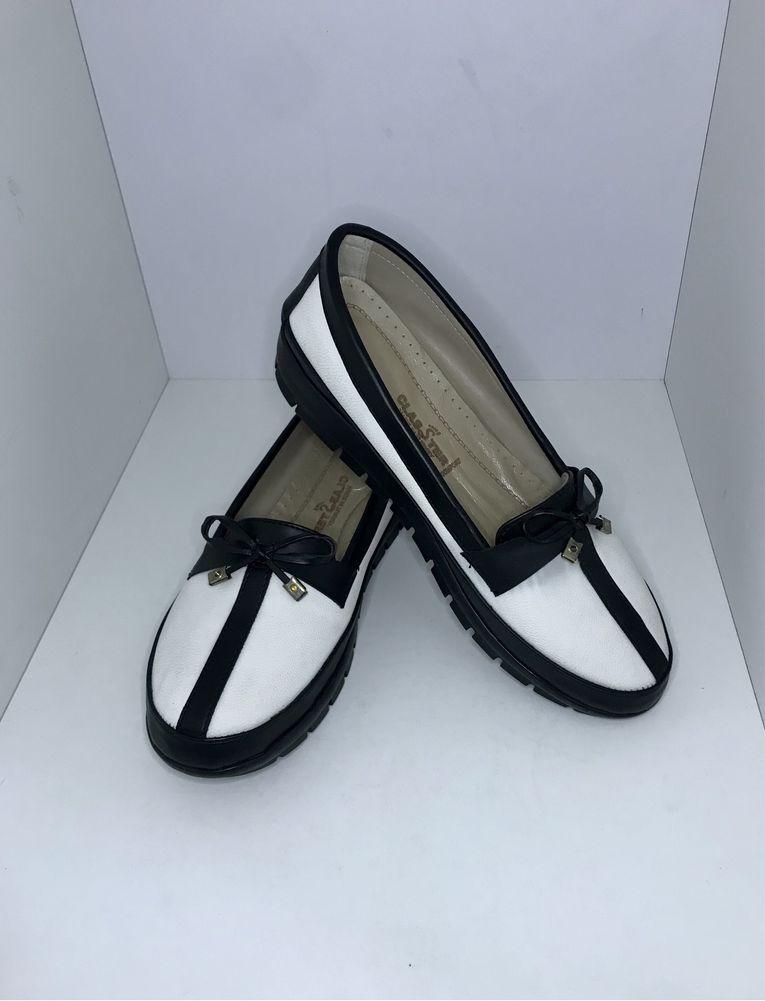 Черевики-туфлі-лофери-макасини. Оригінал.