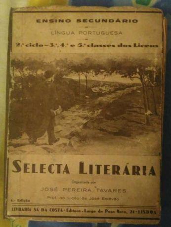 Selecta Literária - 1932