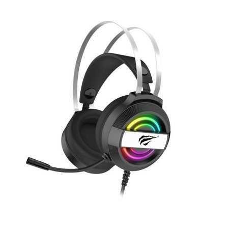 Słuchawki Gamingowe Havit GAMENOTE H2026d RGB USB+3.5mm, Gdańsk