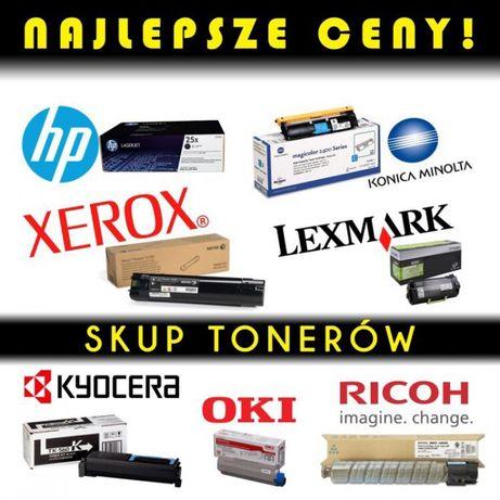 Tonery ORYGINALNE Skup , Toner HP, OKI , Lexmark , Dell