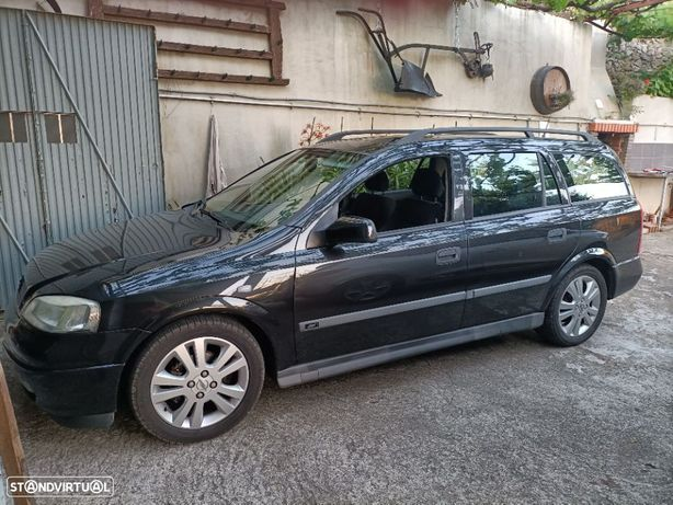 Opel Astra Caravan 1.4 Sport