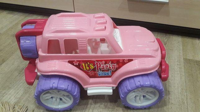 Детская большая машина